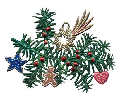 Decorated Branch