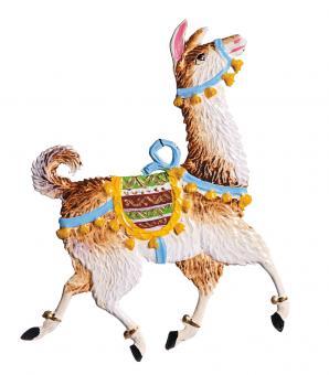 """Lucky little Lama"""