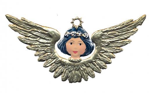 Anhänger: Engel mit Flügel