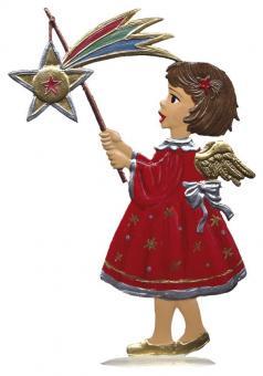 Engel mit Sternlaterne