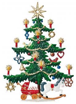 Children´s Decorated Tree