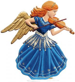 Angel Serenade (Medium Wings Down)