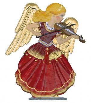 Angel Serenade (Big Wings Down)