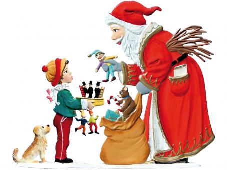 Weihnachtsbescherung