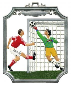 Wall Picture: Soccer Player