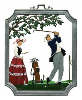 Wall Picture: Golf Player