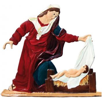 Maria with Jesus
