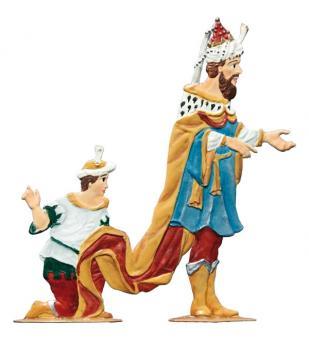 King Caspar and Servant