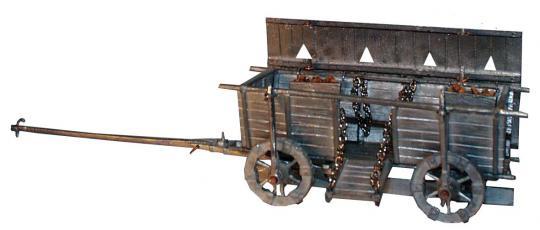 Hussitischer Kampfwagen