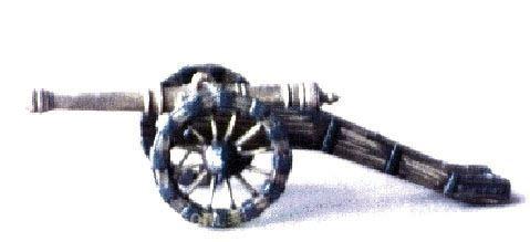 Gun (Feldschlange), 16 Pound