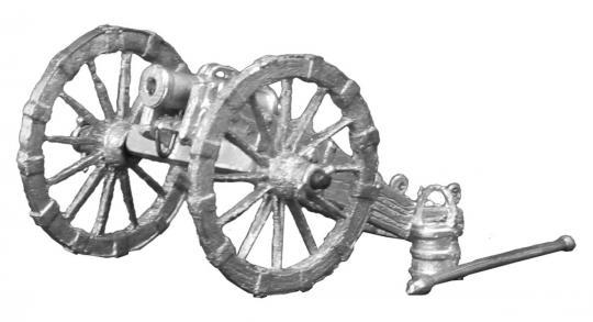 Howitzer, 7 Pound