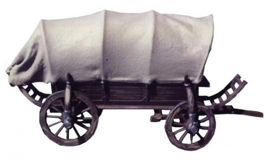 Coverd Wagon (with fabric cover)