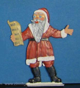 Weihnachtsmann Sänger