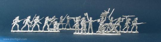 Marineinfanterie im Gefecht