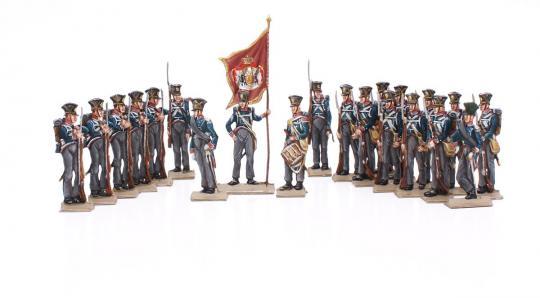Linieninfanterie. Serie 2