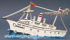 """Überseedampfer """"SMS Bremen"""""""