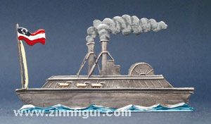 Mississippi-Schlachtschiff
