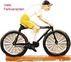 Radfahrer beim Radsport