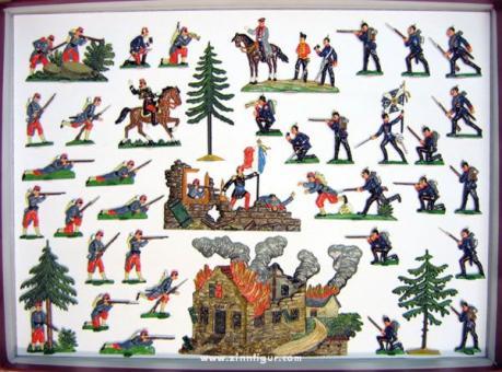 Schlacht von Sedan, am 1. September 1870