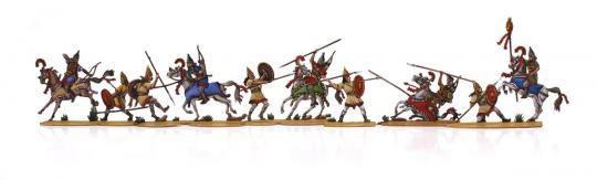 Assyrian and Urartu in close combat