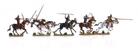Urartu on horseback