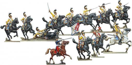 Kürassiere - Sächsisches Garde du Corps