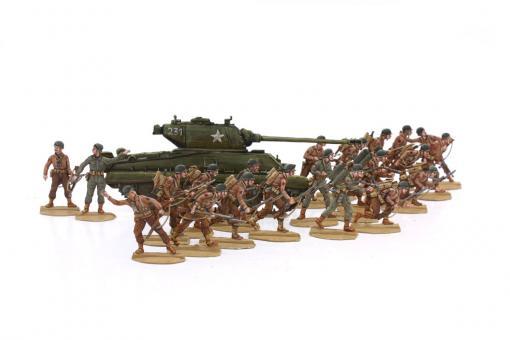 US Troops - Fighting