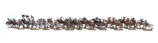 Leichte Reiterei - 30-jähriger-Krieg