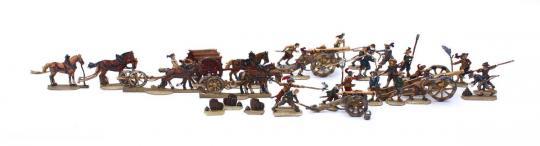 Artillerie - 30-jähriger-Krieg