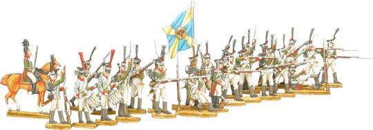 Infantry, firing