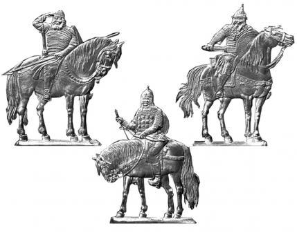 Die Drei Recken (Bogatyr)