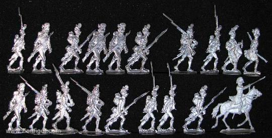 Grenadiere (vorgehend)