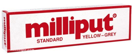 Milliput-Spachtel Standard