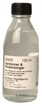 Pinselreiniger/Verdünner für Malmittel