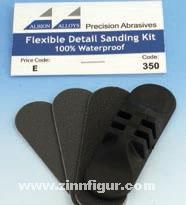 Flexible Detail Sanding Kit