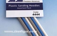 Plastic Sanding Needle Selection Pack