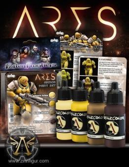 Fallen Frontiers Ares Paint Set