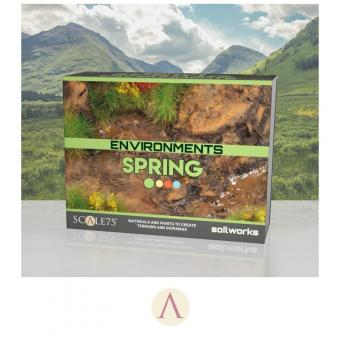 Geländegestaltungs-Set: Frühling