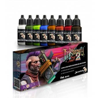 Inktensity - Acryl-Ink-Set 2