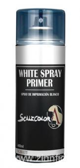 Grundierungsspray: Weiß - 400 ml