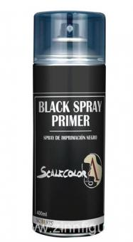 Grundierungsspray Schwarz - 400 ml