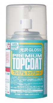 Mr.Hobby Premium Top Coat - Glänzend