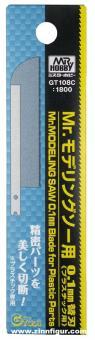Mr. Modeling Saw Blade (Sägeblatt für Kunststoff)