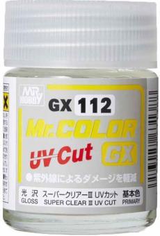 Mr. Super Clear UV Klarlack -glänzend-