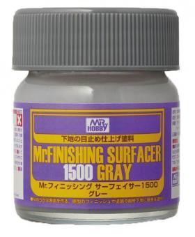 Mr. Finishing Surfacer 1500 Grau