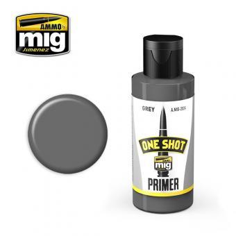 One Shot Primer - Grundierung Grau