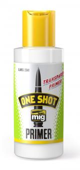 One Shot Primer - Grundierung Transparent