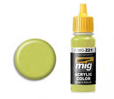 FS 33481 Zinc Chromate Yellow