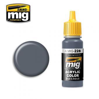Dark Gray Blue FS 15102