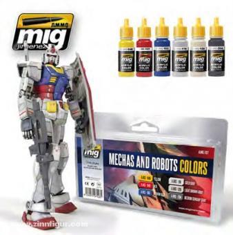 Mechas & Robots Farbset